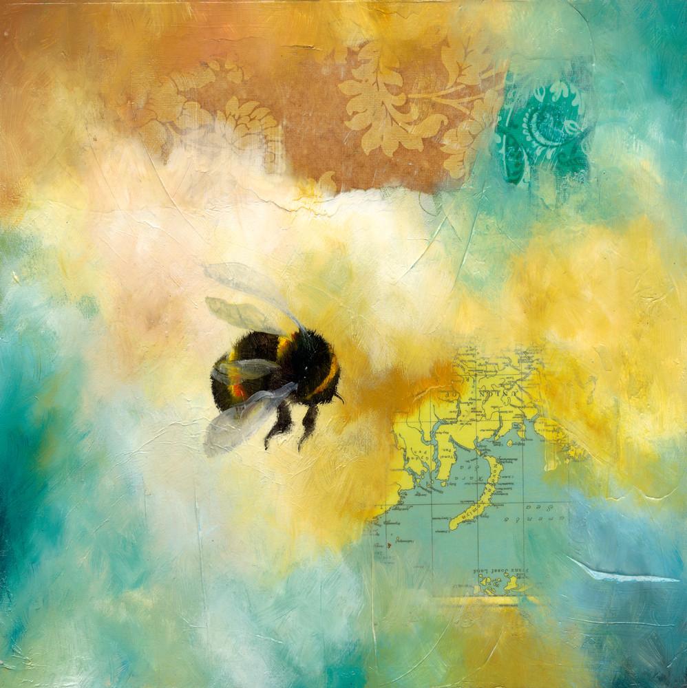 Bee 2 Art   Lisa Lamoreaux Fine Art