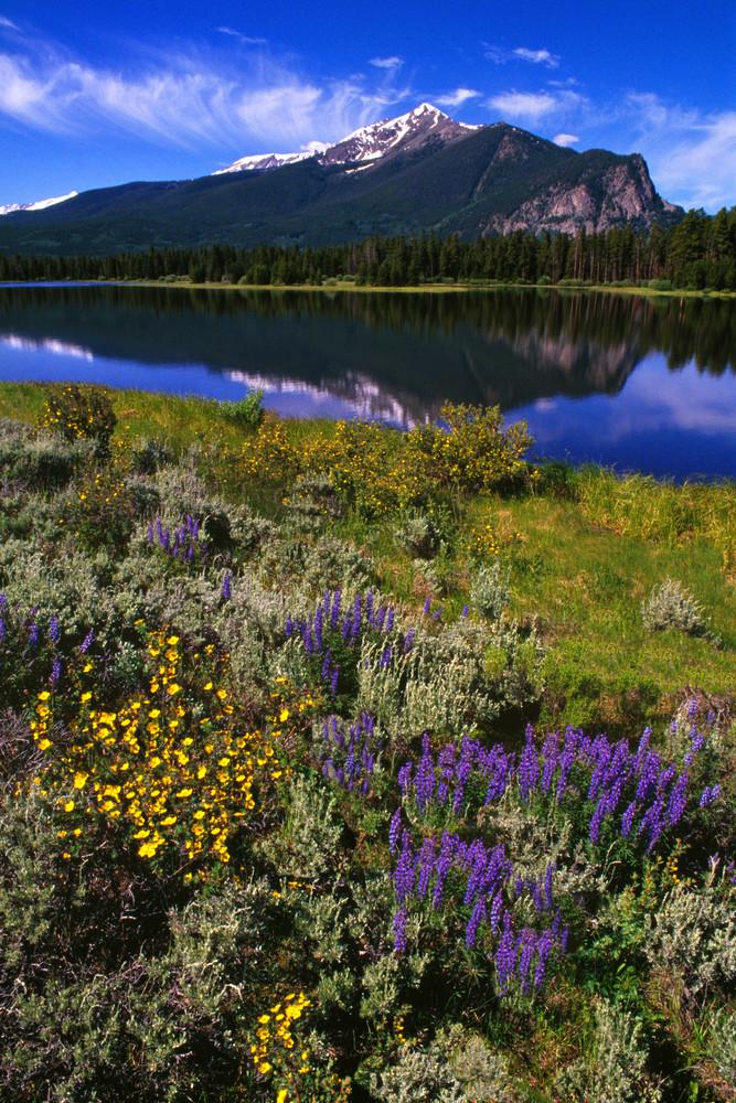 SUM - 2986 • Lake Dillon & Peak One