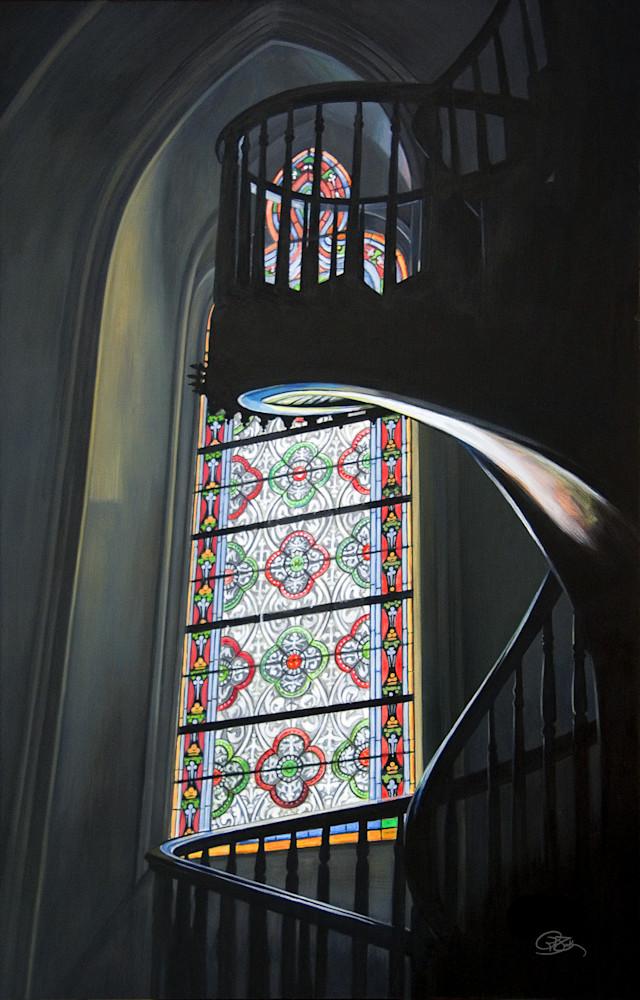Loretto Chapel Print