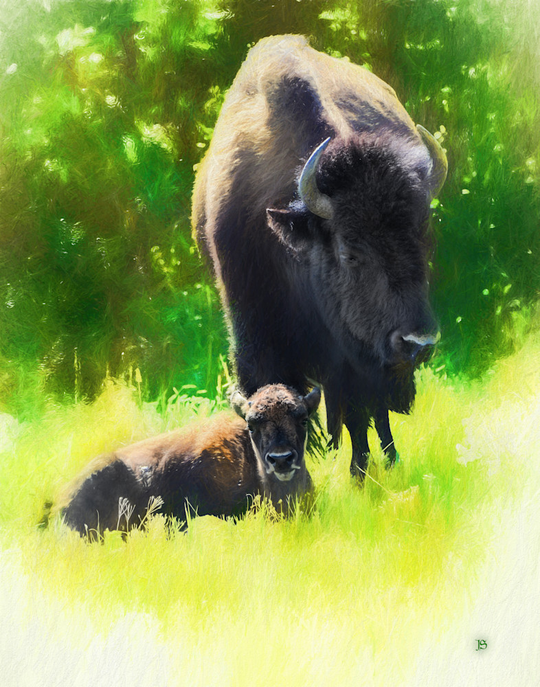 Fine Art Photography Mother and Child
