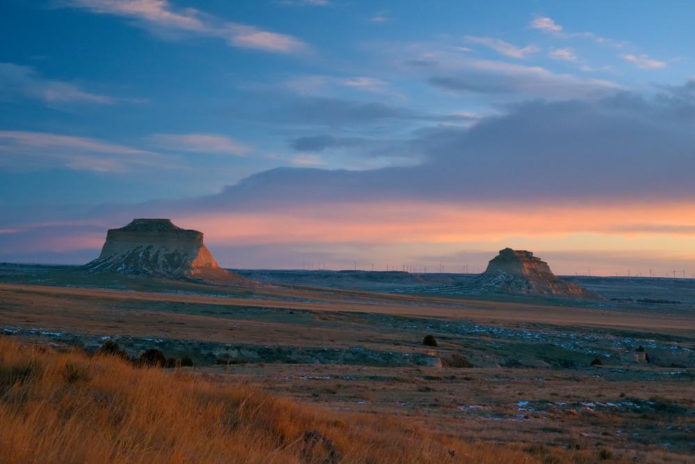 Pawnee Buttes Sunrise