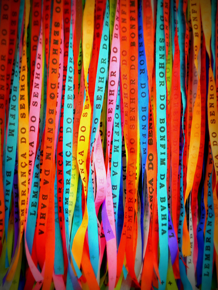 Good Lord End Ribbons