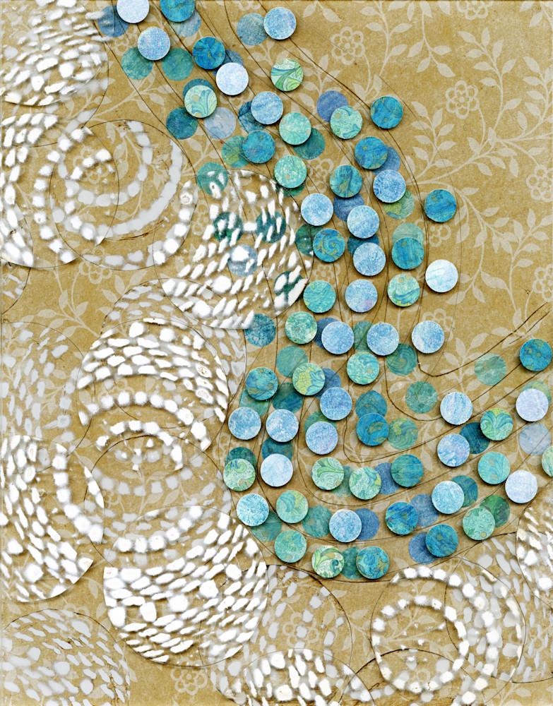 Shoreline Art | Karen Sikie Paper Mosaic Studio