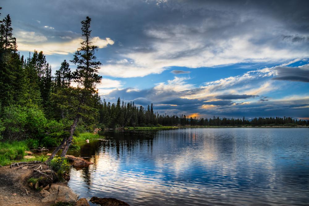 Echo Lake Fine Art Photography