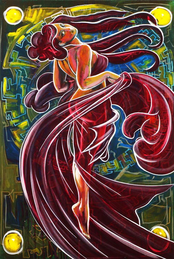 """Aphrodite"" Surrealistic Art for Sale"