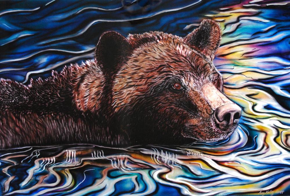Amy Keller-Rempp Art - Metal Grinding Art