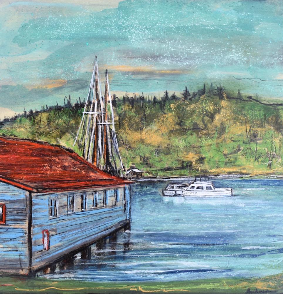 Gig Harbor with Jasper and Ranger