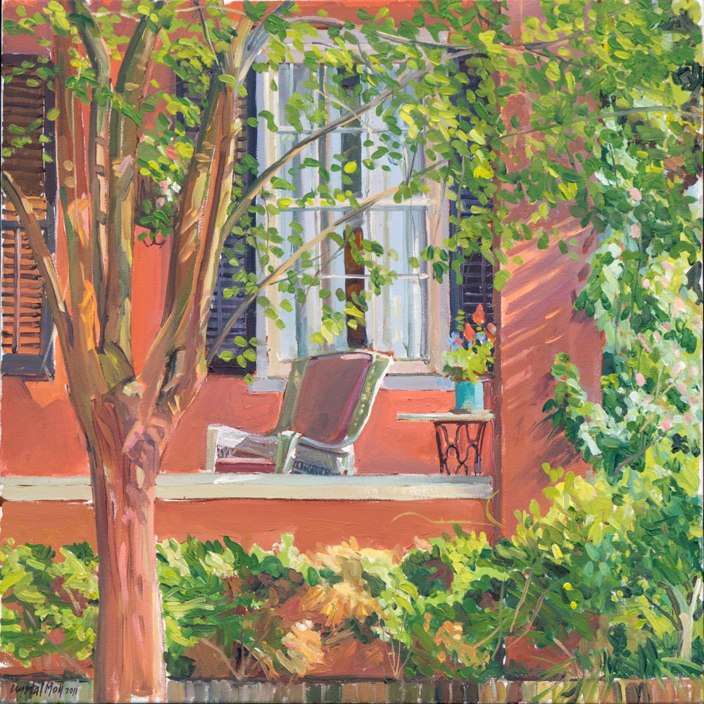 Southern Relaxation / Print Art | Crystal Moll Gallery