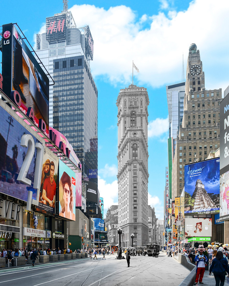 Times Square Art | Mark Hersch Photography