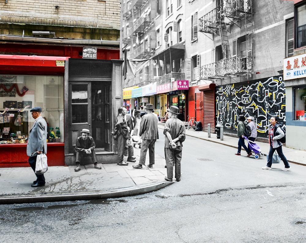 Chinatown Art | Mark Hersch Photography