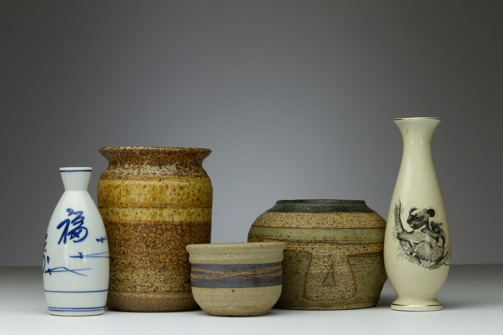 Fine Art Photographs of Mugs and Vases by Michael Pucciarelli