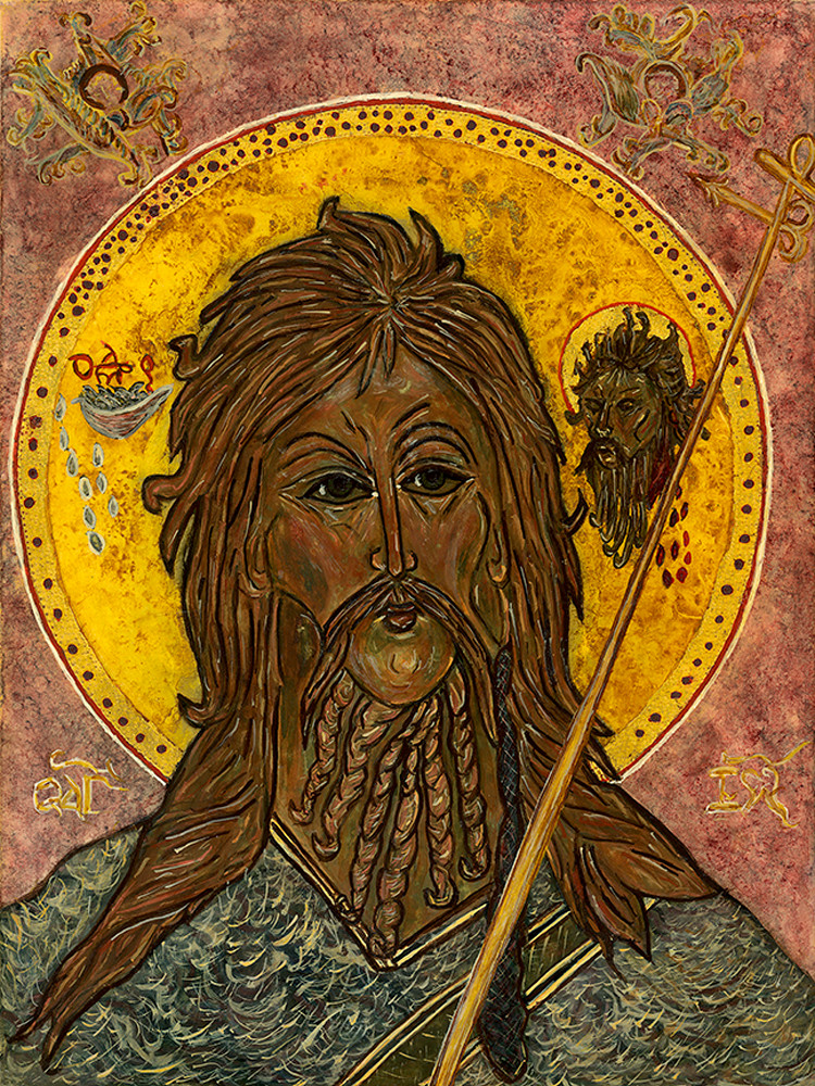 St. John The Baptist Art | Digital Arts Studio / Fine Art Marketplace