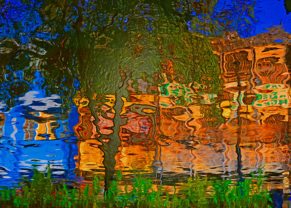 Reflecting Pai Art | shawn morris creative