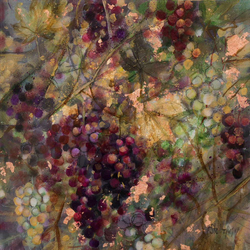 Grapes Art | Freiman Stoltzfus Gallery