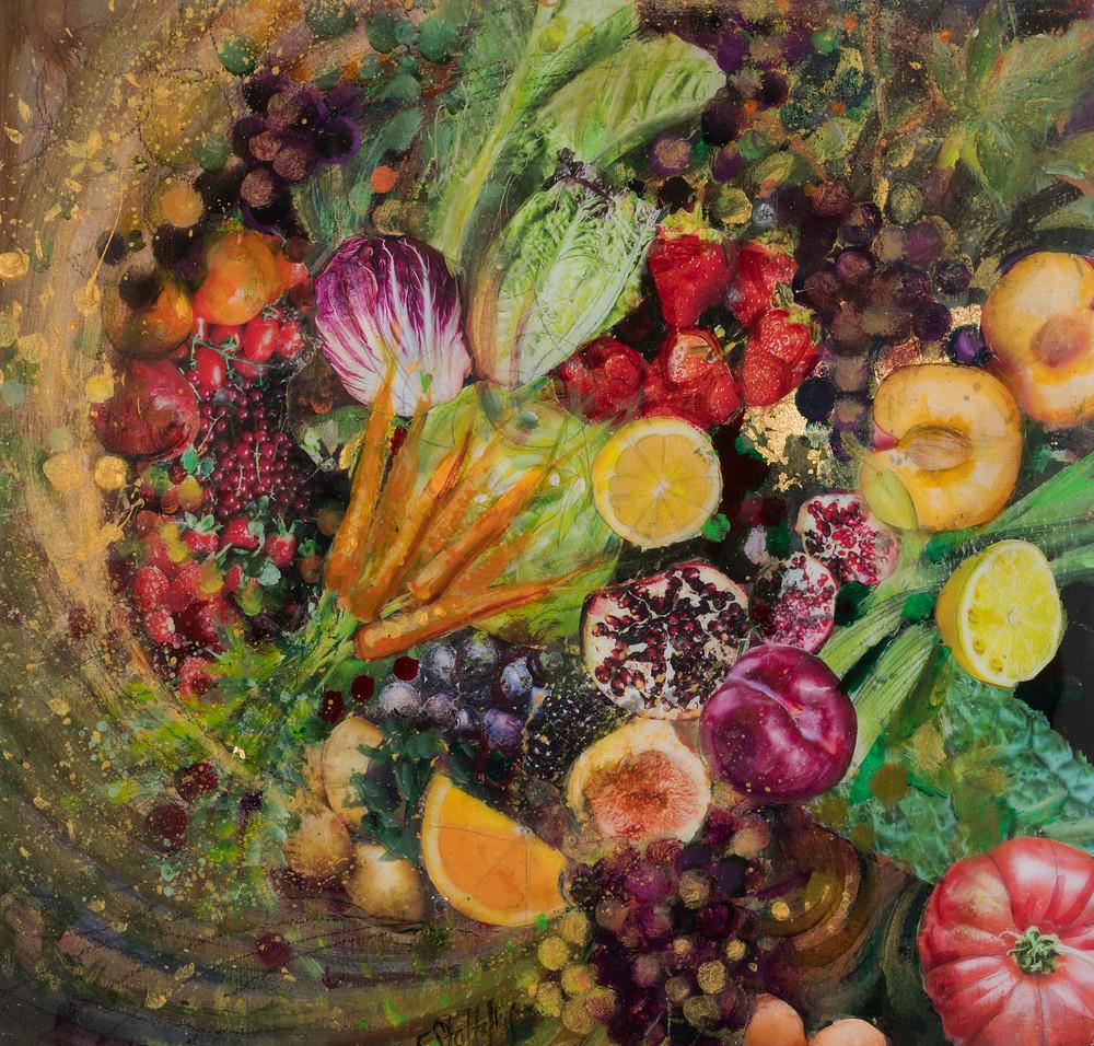 Cornucopia Ii Art | Freiman Stoltzfus Gallery