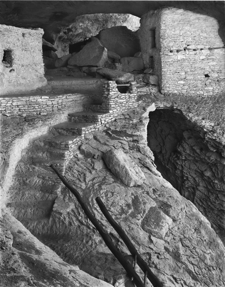 Stairway to Heaven, Gila Cliff Dwelling photograph