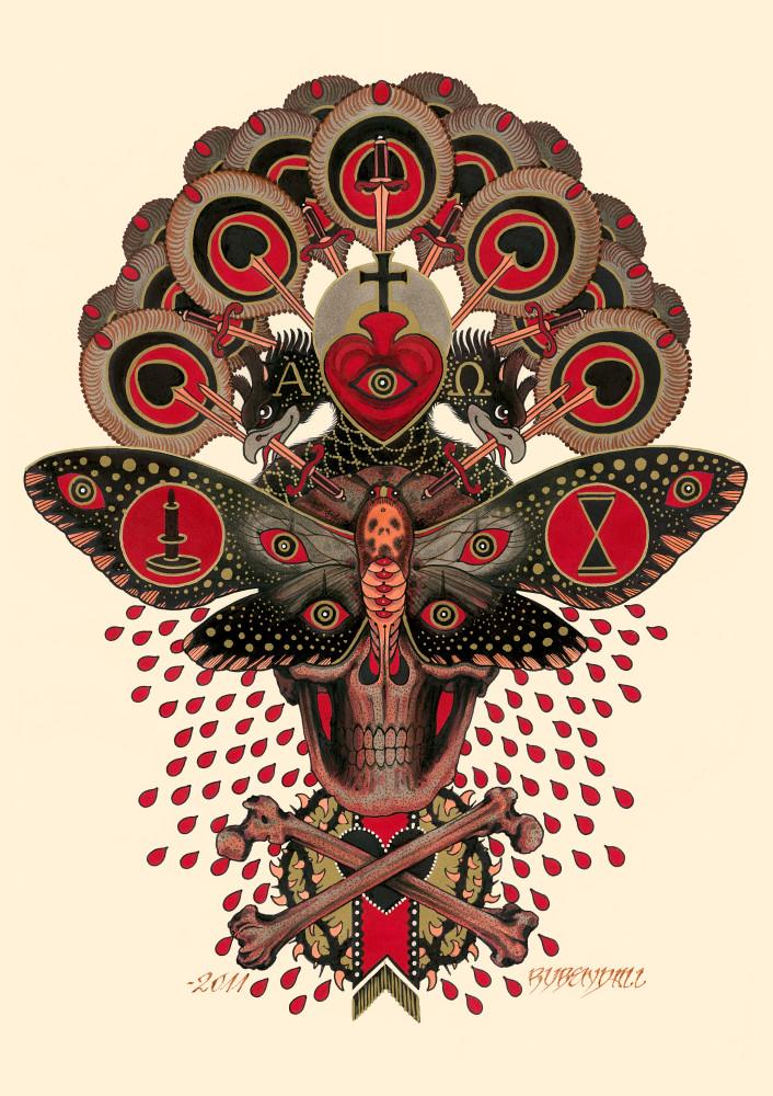 Alpha/Omega Art | Kings Avenue Tattoo