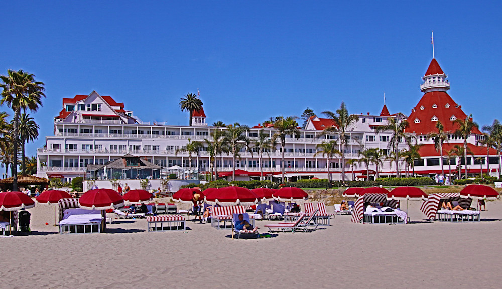 Hotel del Coronado |Lee Loventhal's Photography