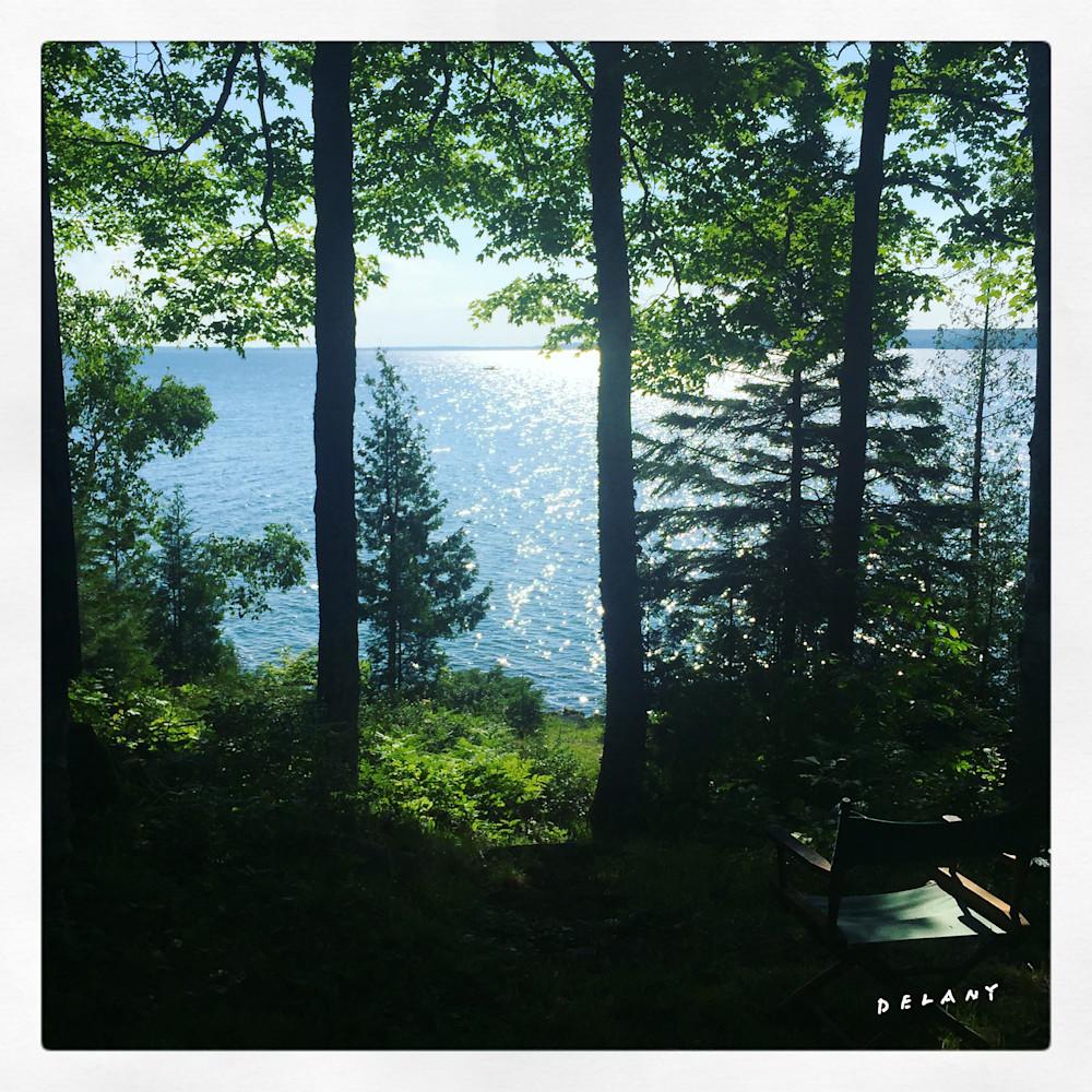 Lake Manitou Day Instagram Print