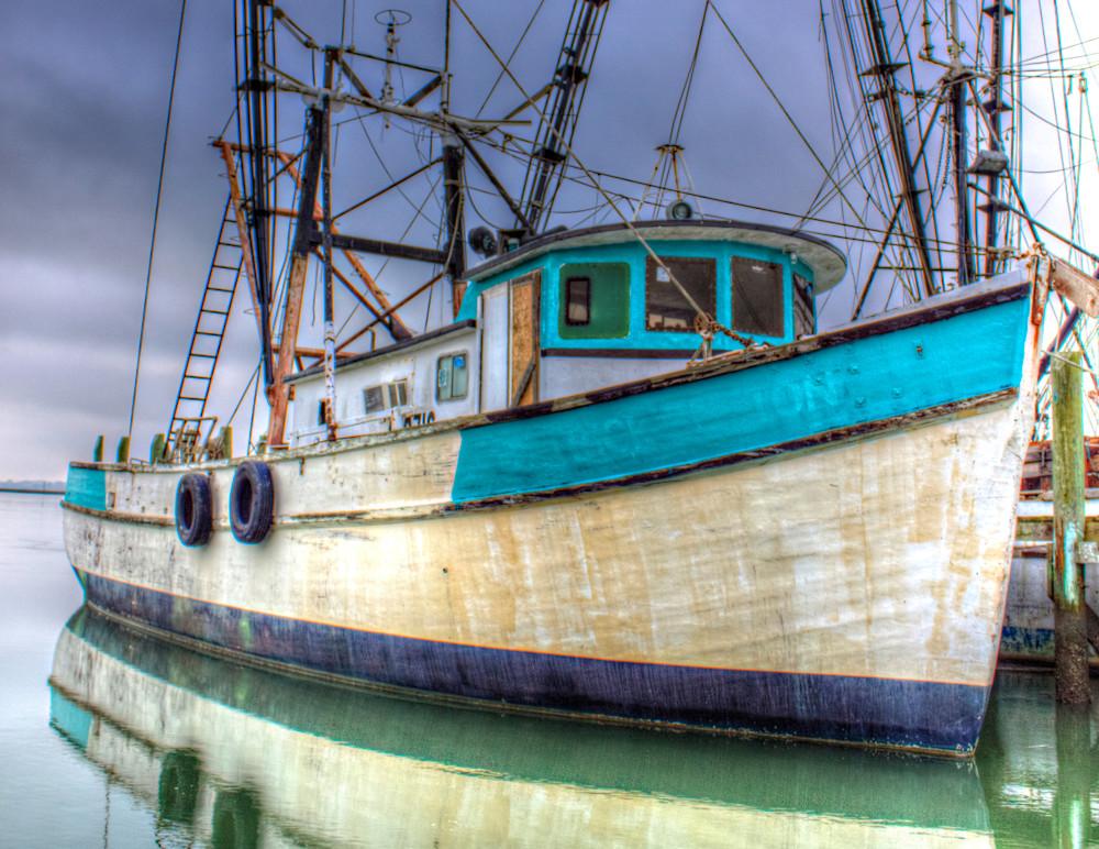 shrimp boat