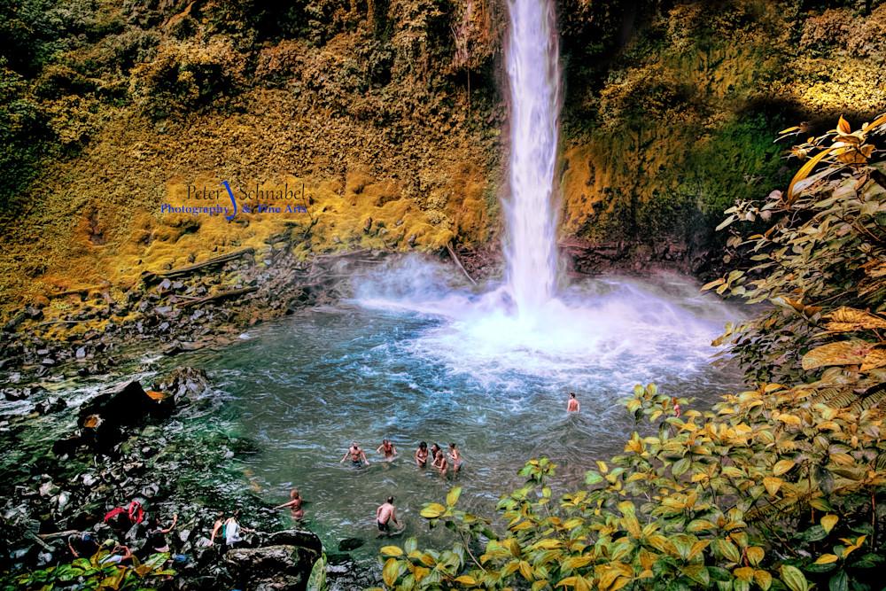 The Waterfall swimming hole