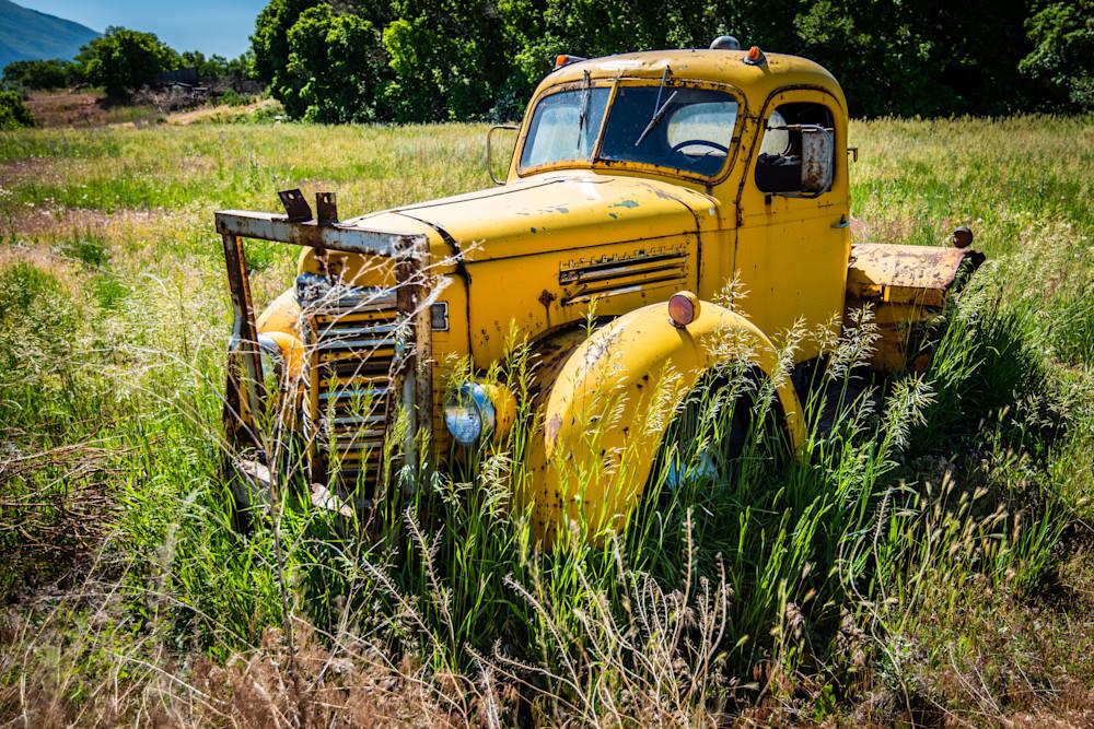 1948 KB7 International Truck