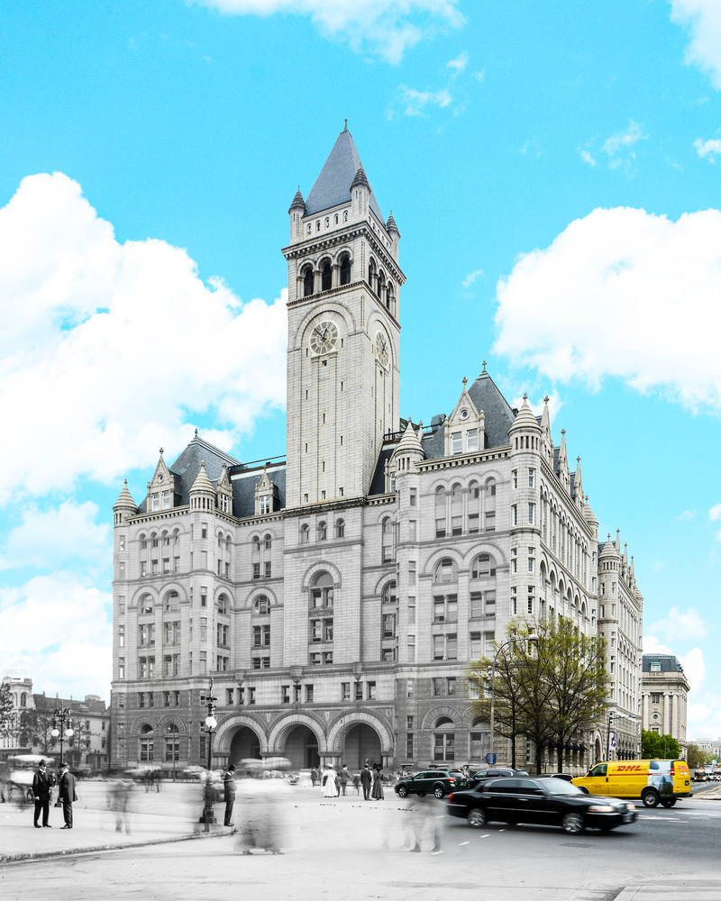 Old Post Office, Washington D.C.