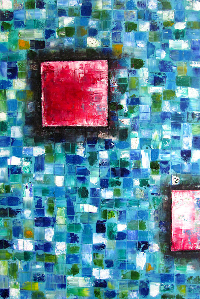Mosaic Squared Art | PMS Artwork