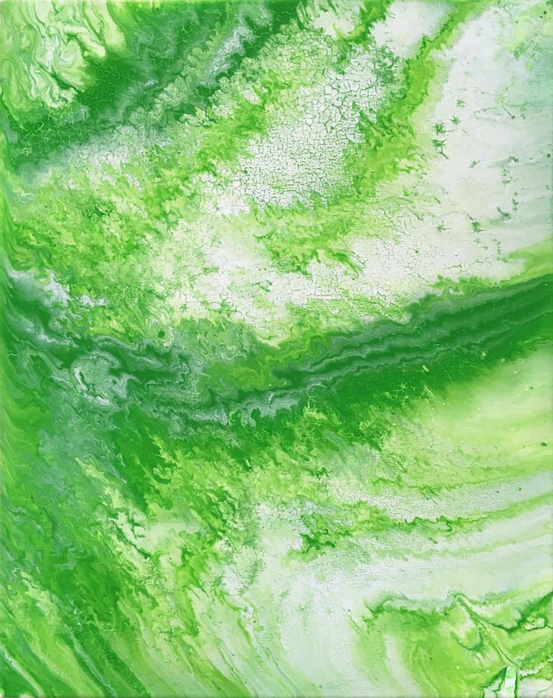 Easy Being Green Art | PMS Artwork