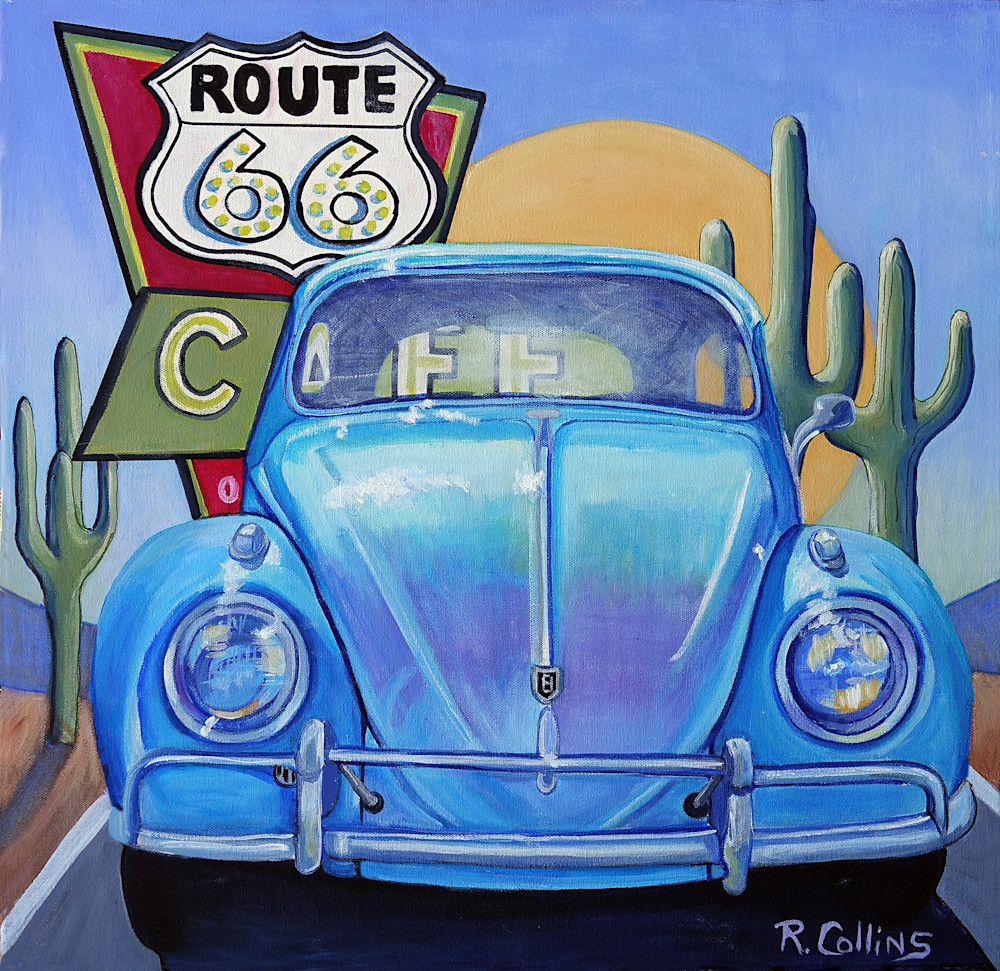 Sizzling Summer Route 66