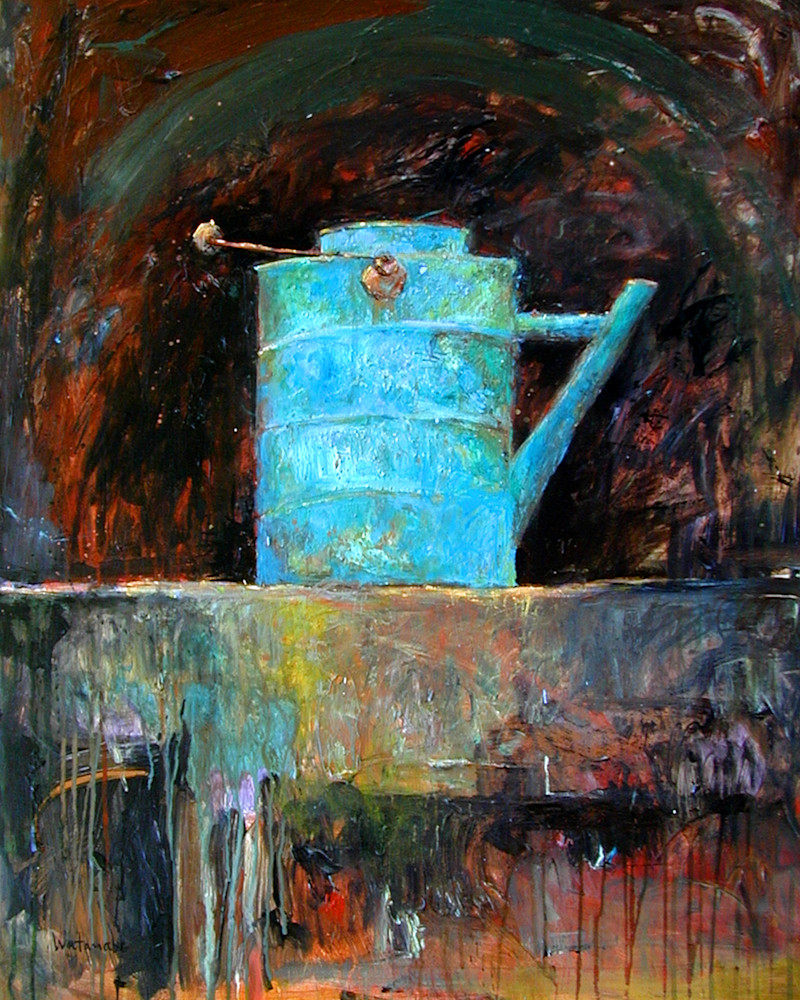 Vessel of Art by Carole Watanabe