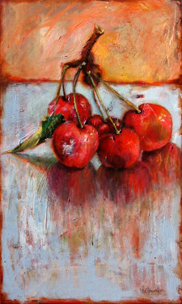 Luscious Harvest by Carole Watanabe