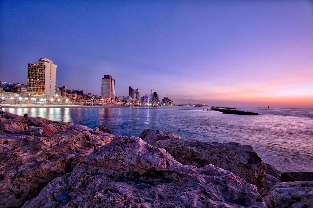 Tek Aviv harbor 2