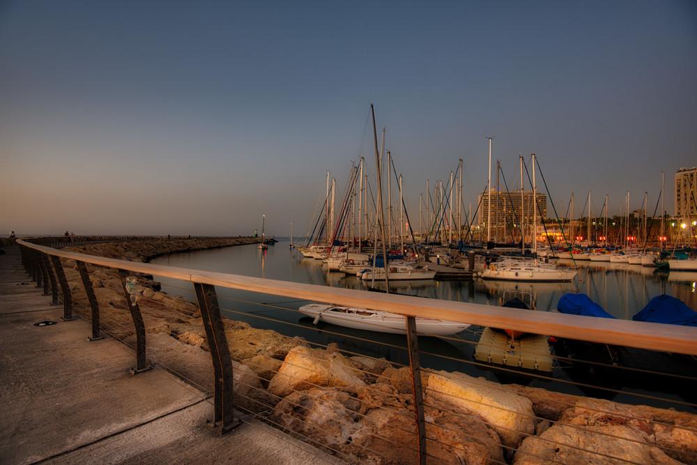 Tek Aviv harbor 1