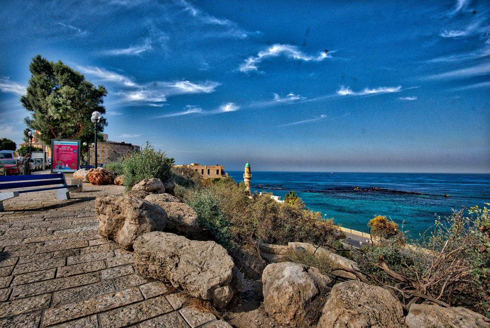 Jaffa Port City