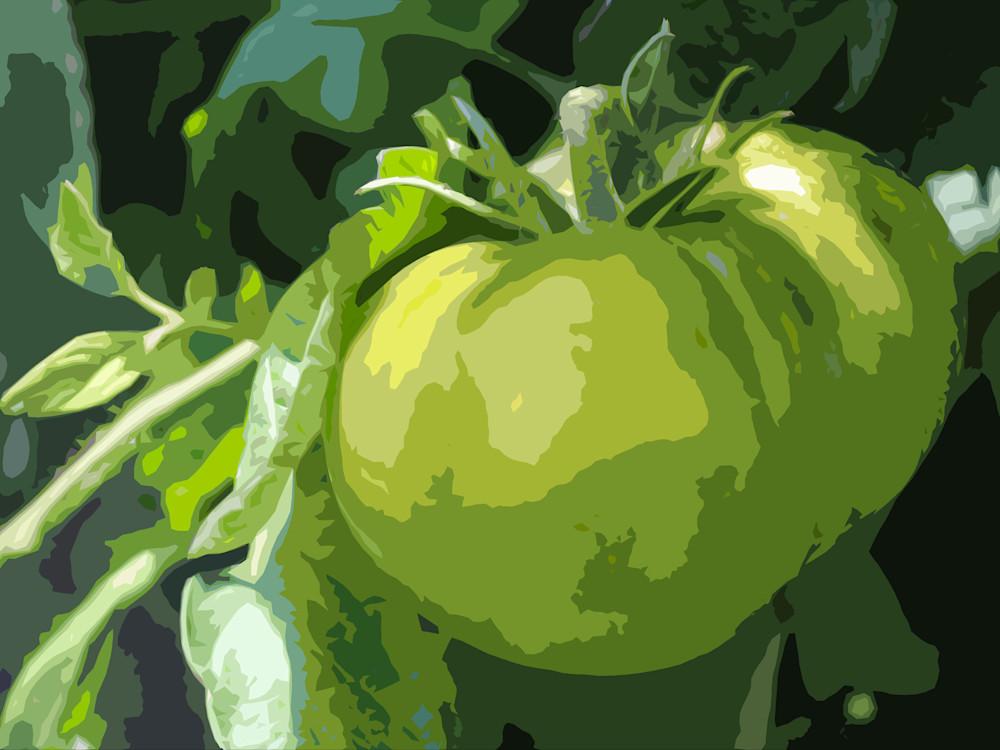 KELLER'S GREEN TOMATO