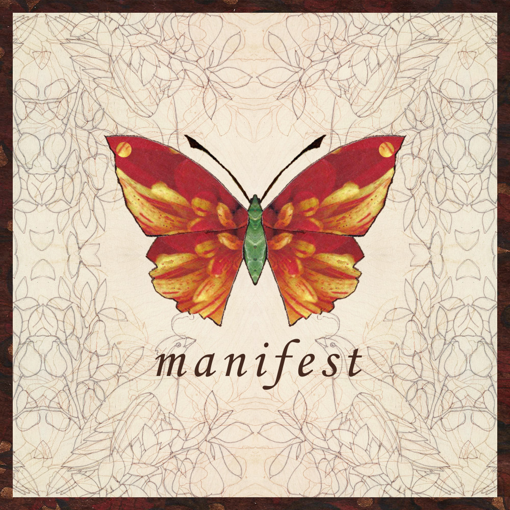 Manifest Art | Karen Sikie Paper Mosaic Studio
