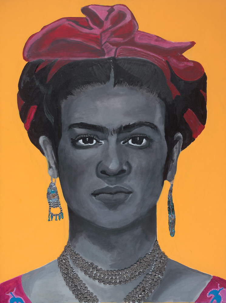 Frida Kahlo – This Woman's Work Art | Robin Imaging Services