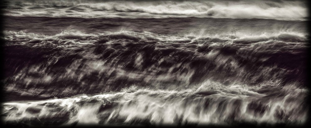 Churning Water Photography Art | David Frank Photography