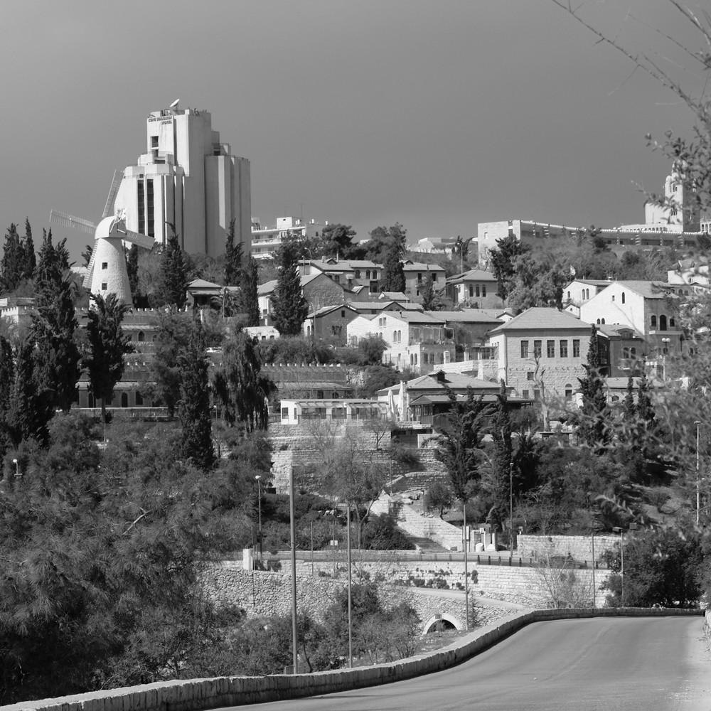 Toward The New City Photography Art | David Frank Photography