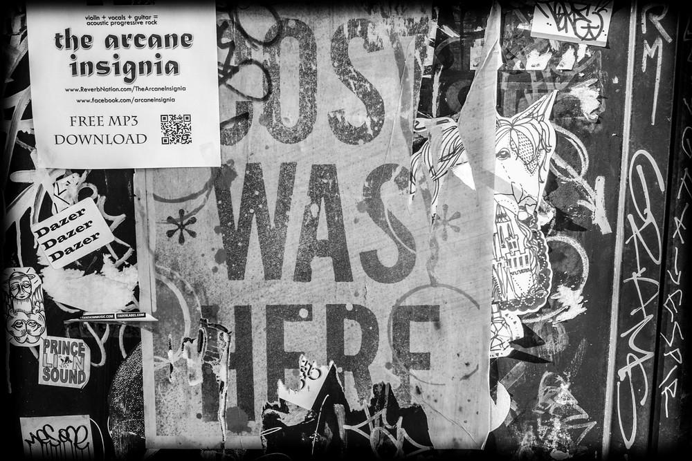 Graffiti Photography Art | David Frank Photography