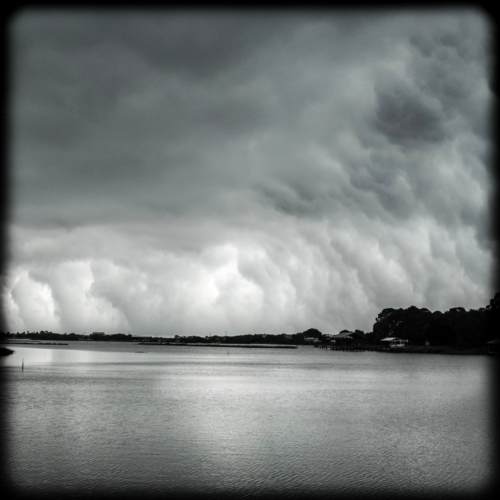 Square Storm Photography Art | David Frank Photography