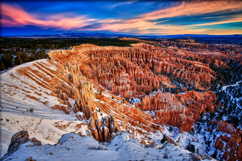 Award Winning Bryce Canyon Archival Nature Prints