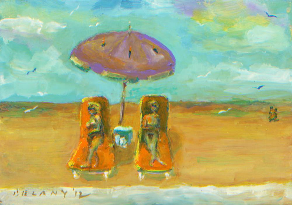 Horseneck Beach #4 Art Print