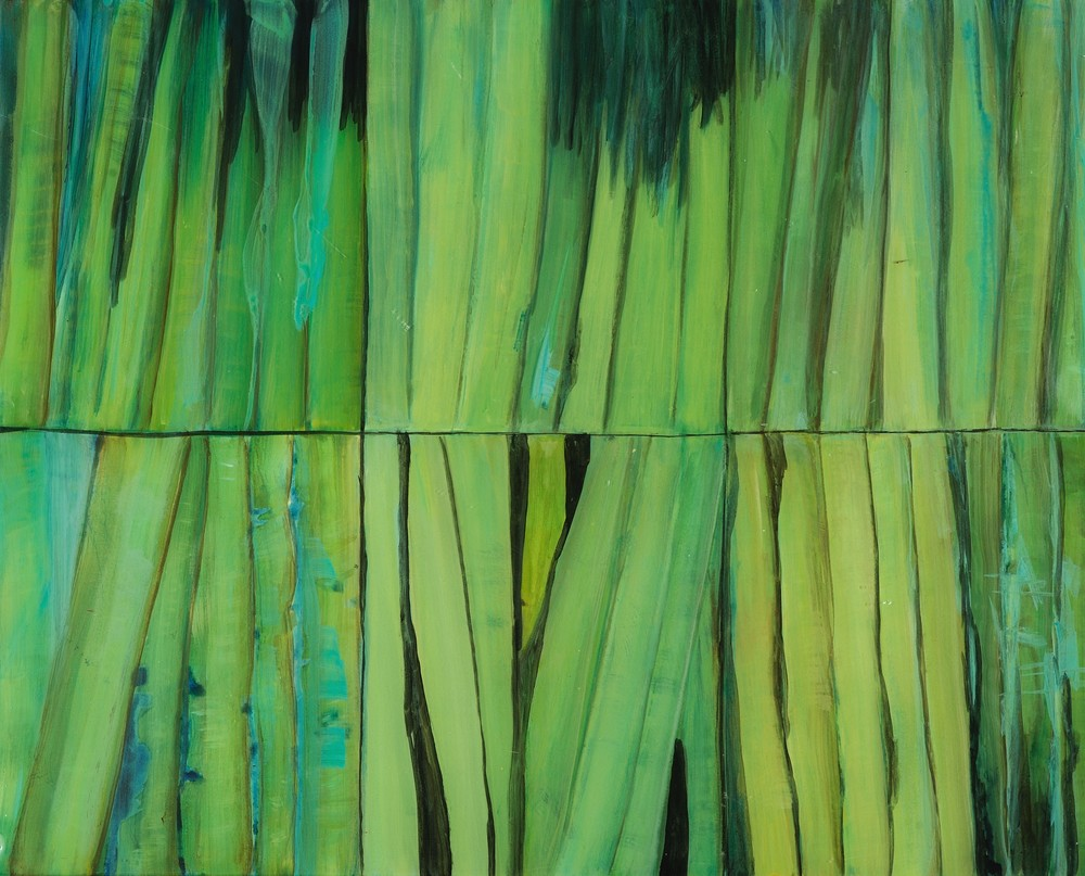 Abstracted: Grasses