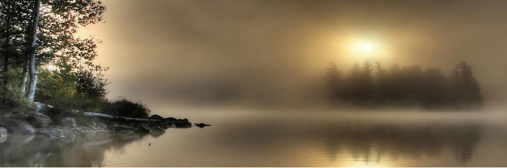 Adirondack Summer Sunrise