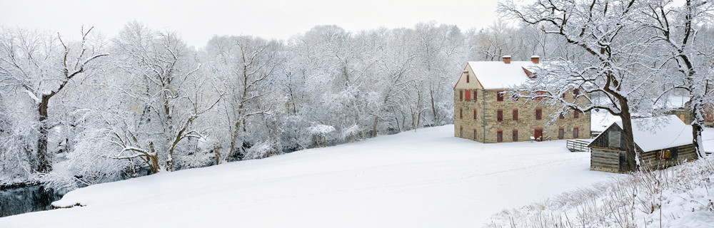 Moravian Winter Art | Michael Sandy Photography