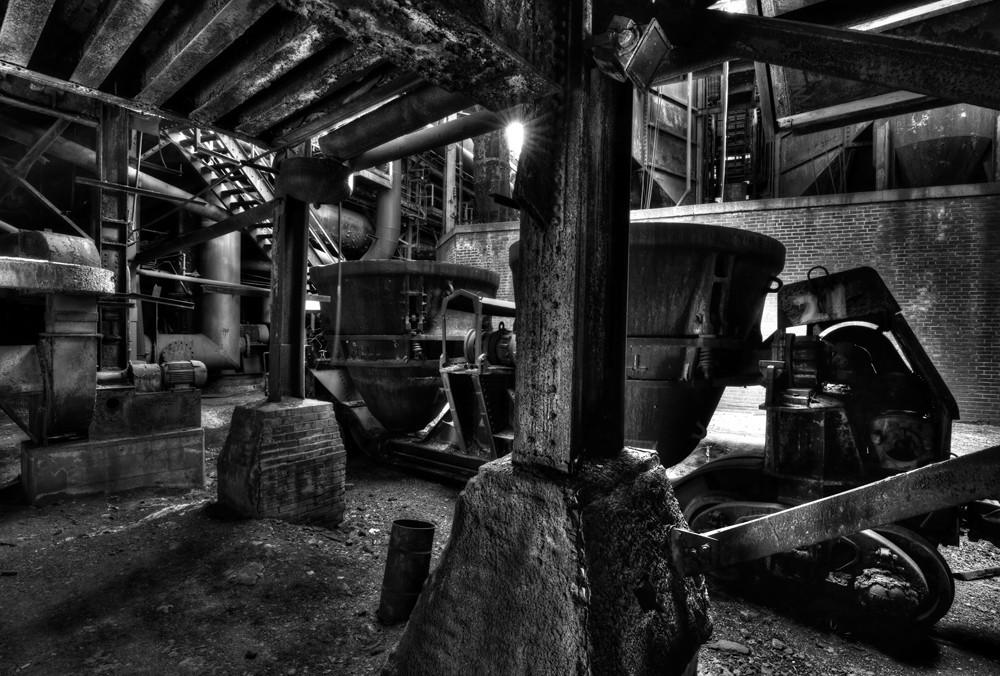 Bethlehem Steel Slag Car 21