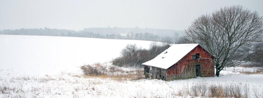 Winter in Monroe County