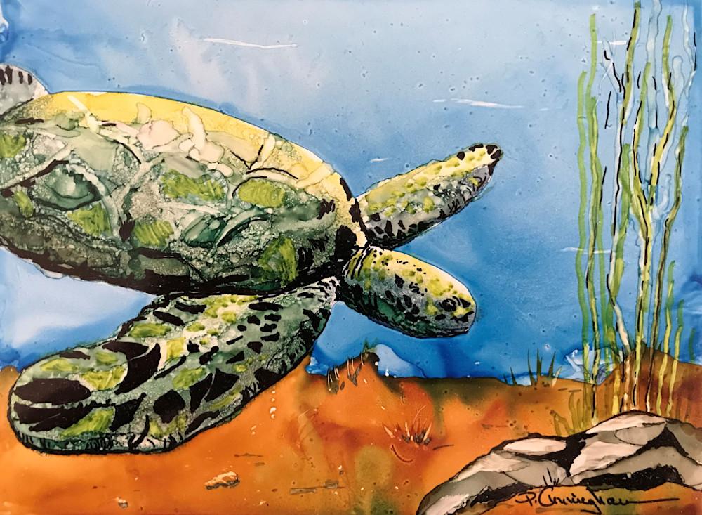 sea turtle in ai
